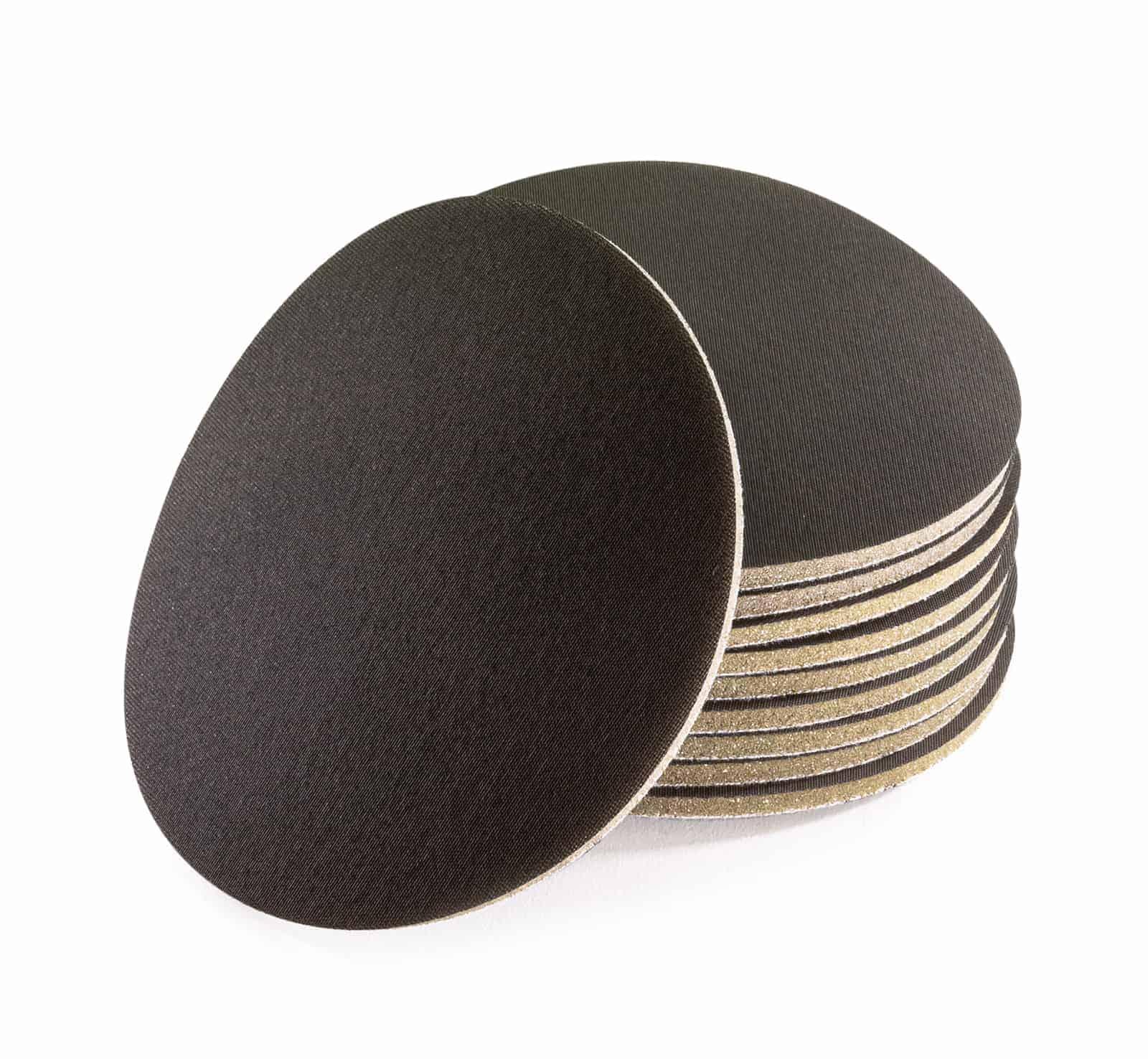 Ekasky Abrasive Sponge Discs