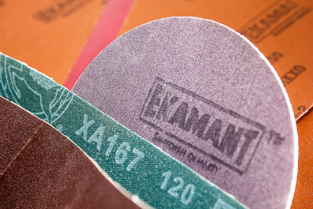 Abrasives - cloth backing