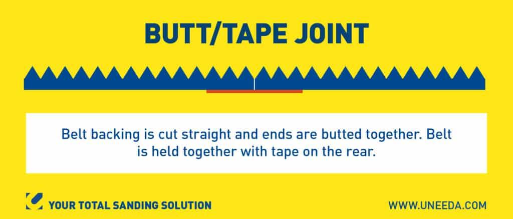 Butt Joint Illustration